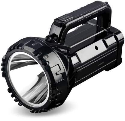 Care 4 LED High Power Searchlight Built-in Flashlight Rechargeable High Brightness Flashlight