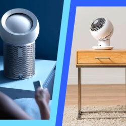 Difference Between Tower Fan vs Table Fan