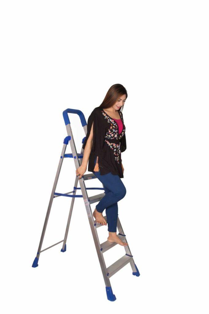 Parasnath Aluminium Heavy Folding Ladder