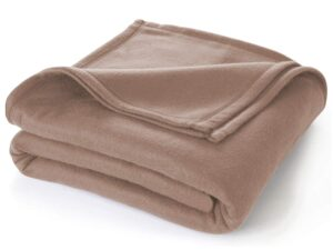 Polar Fleece Blanket Cloth Fusion Glacial