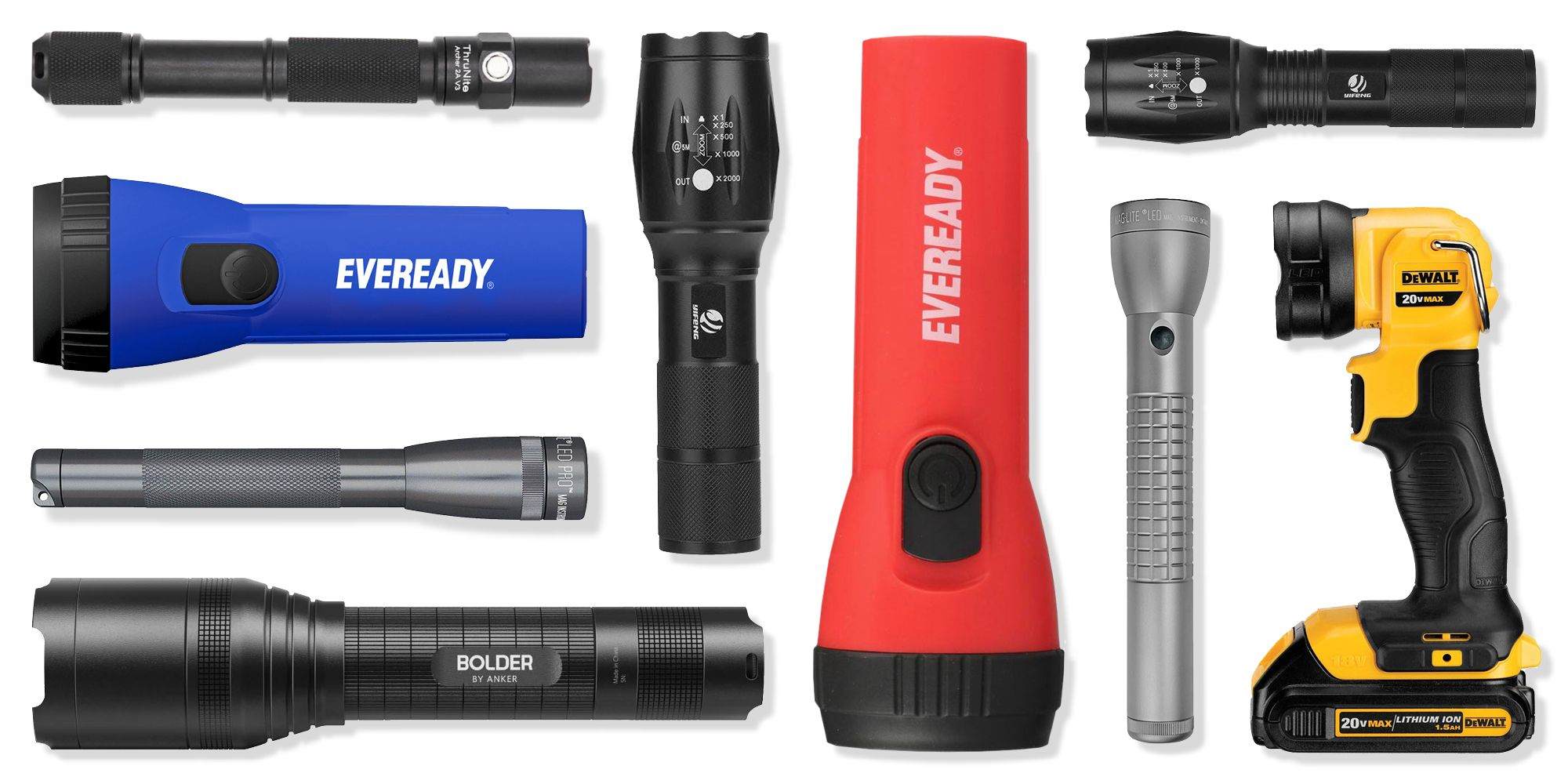 Torch Light Brands in India