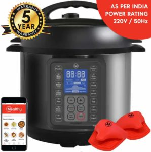 Mealthy Programmable Electric Pressure Cooker
